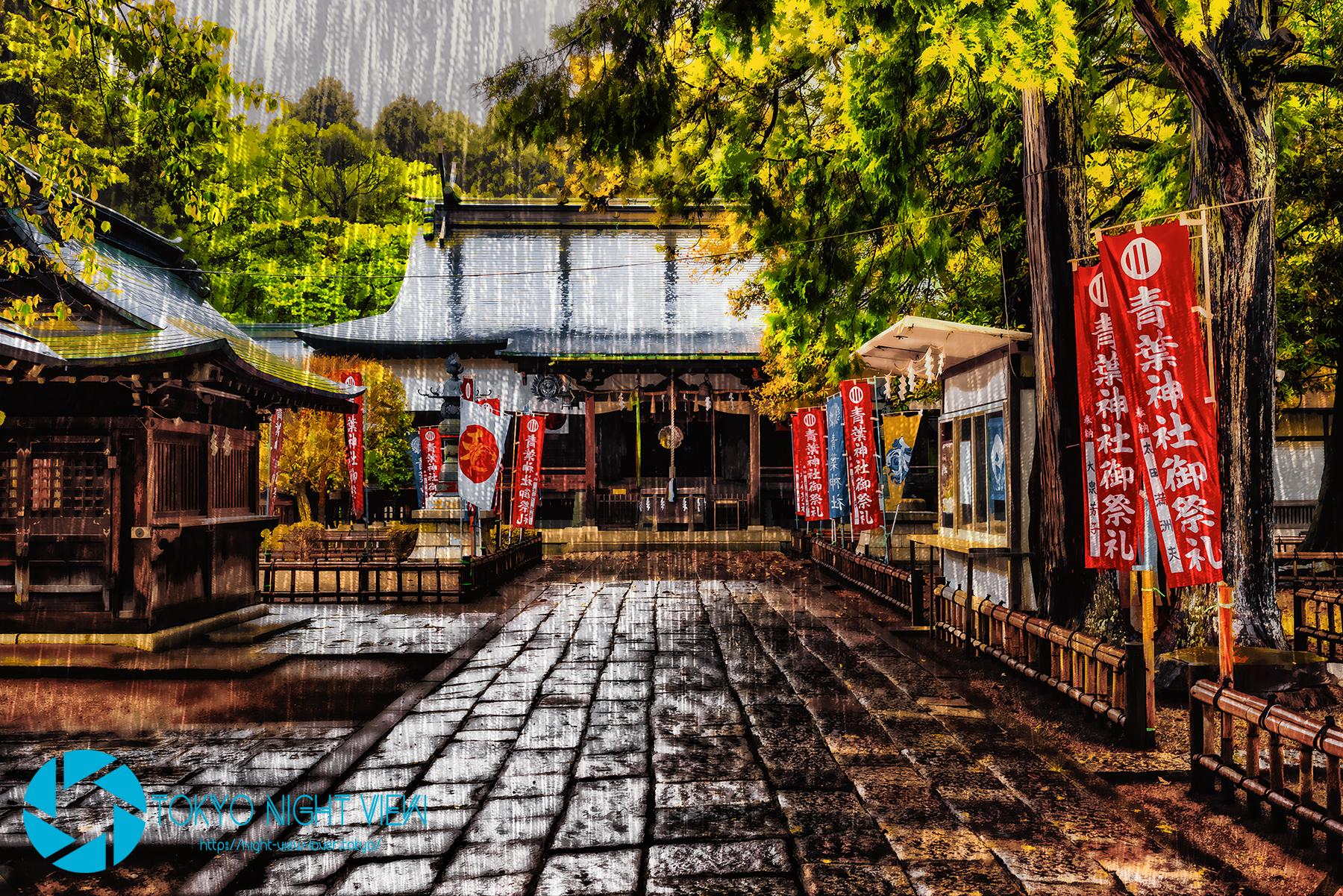 雨日-Rainy Day Miyagi Sendai