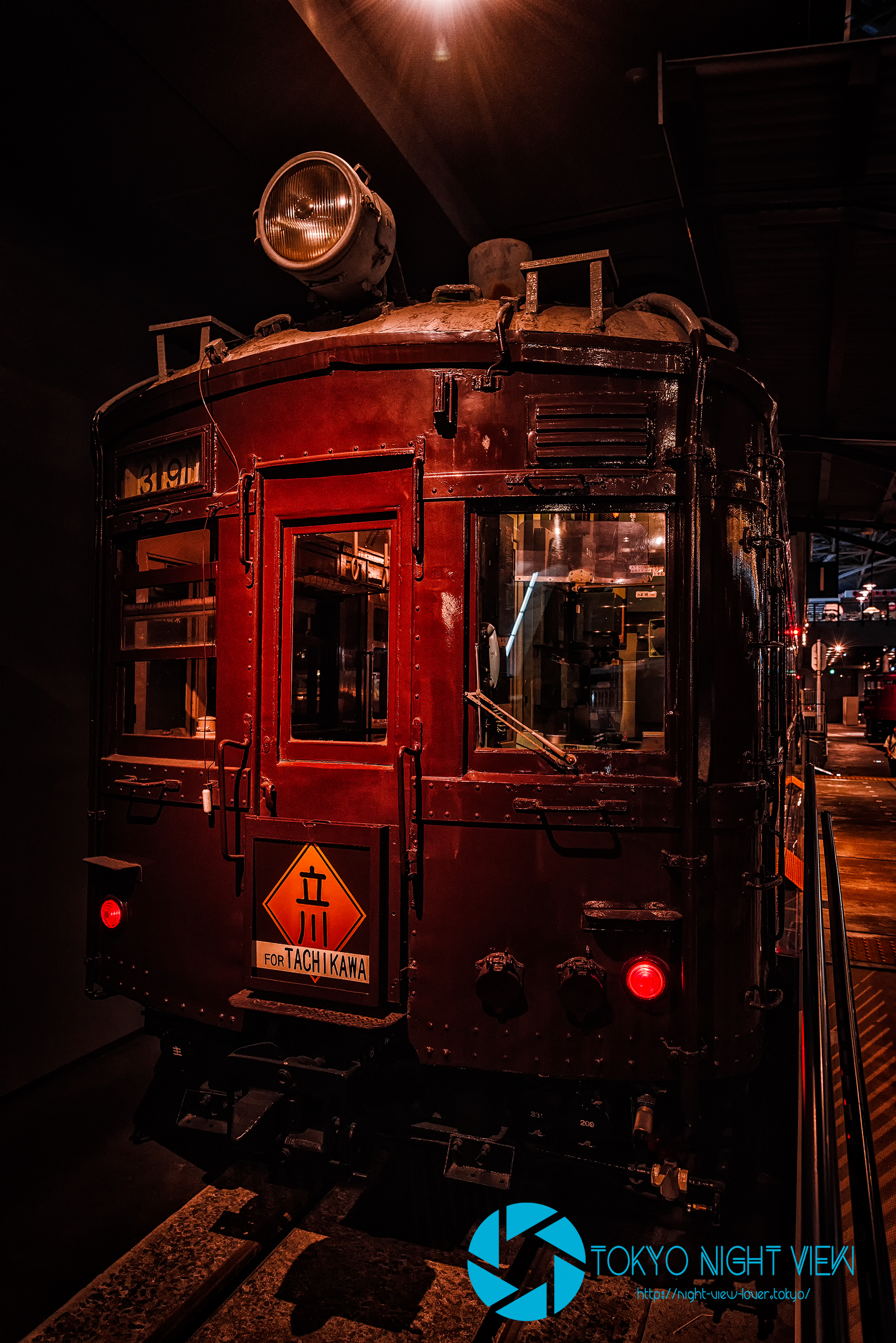鉄道博物館 クモハ40形