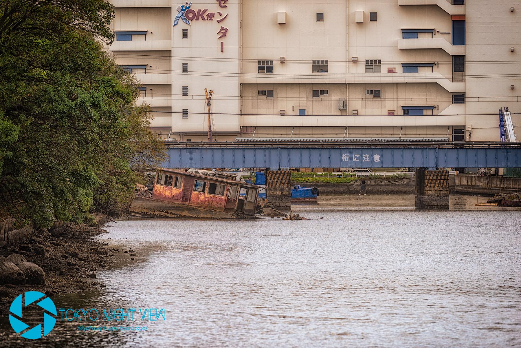 横浜市子安浜