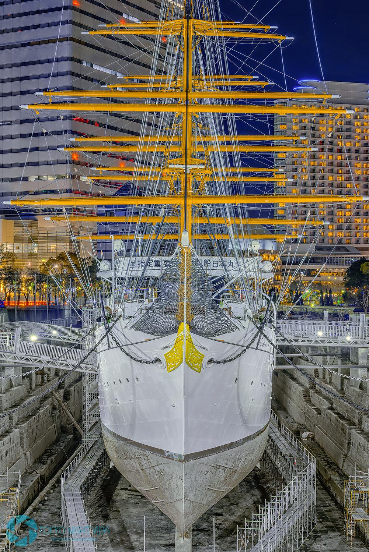 日本丸-Nippon Maru